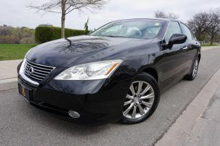 Used 2007 Lexus ES 350 1 OWNER / ULTRA PREMIUM / STUNNING / CLEAN CARFAX for sale in Etobicoke, ON