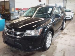 Used 2012 Dodge Journey SXT for sale in Innisfil, ON