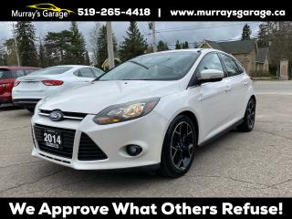 Used 2014 Ford Focus Titanium for sale in Guelph, ON