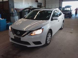 Used 2017 Nissan Sentra SV for sale in Innisfil, ON