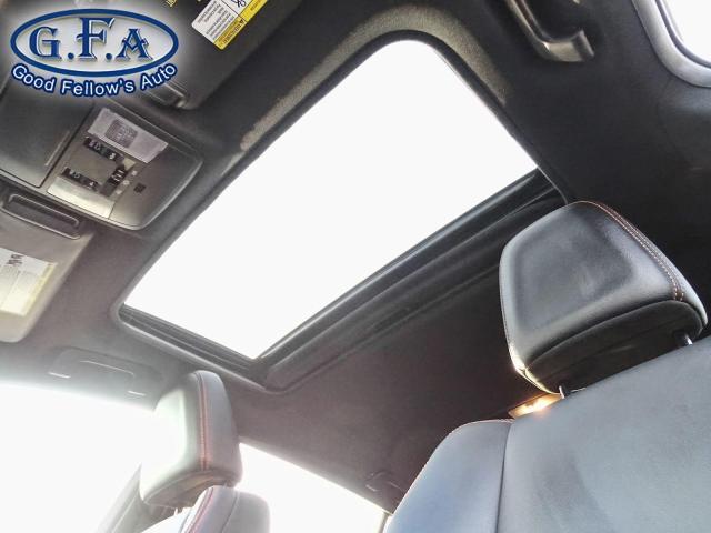 2018 Toyota RAV4 SE MODEL, AWD, LEATHER SEATS, SUNROOF, BACKUP CAM