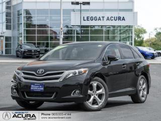 Used 2015 Toyota Venza LIMITED | LEATHER | NAVI | ROOF | JBL SOUND for sale in Burlington, ON