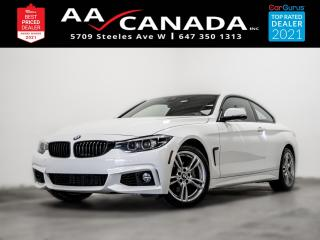 Used 2020 BMW 4 Series 430i xDrive for sale in North York, ON