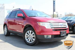 Used 2007 Ford Edge SEL Plus AS TRADED for sale in Hamilton, ON