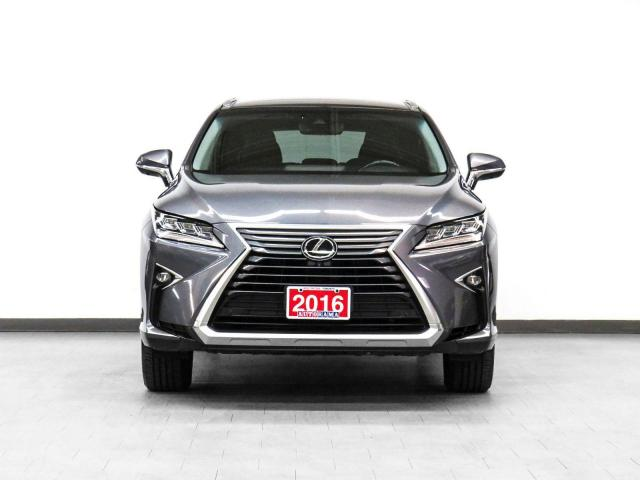2016 Lexus RX 350 AWD NAVIGATION LEATHER SUNROOF BACKUP CAM