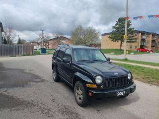 Used 2007 Jeep Liberty Sport for sale in Cambridge, ON