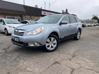 Used 2012 Subaru Outback 5dr Wgn CVT 2.5i BLUETOOTH SAFETY LOW KM PW PL PM for sale in Oakville, ON