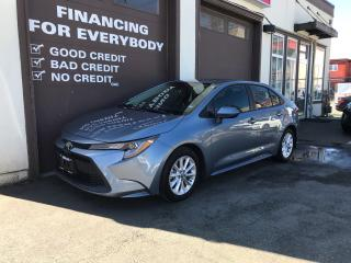 Used 2020 Toyota Corolla LE for sale in Abbotsford, BC