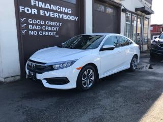 Used 2018 Honda Civic LX for sale in Abbotsford, BC