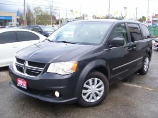 Used 2012 Dodge Grand Caravan CREW,7 PASSENGERS,BLUETOOTH,BACKUP CAMERA,GPS,FOGS for sale in Kitchener, ON