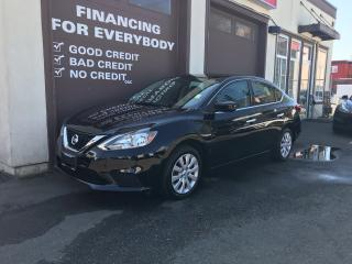 Used 2017 Nissan Sentra S for sale in Abbotsford, BC