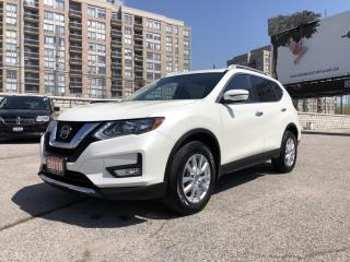 Used 2019 Nissan Rogue SV No Accidents for sale in North York, ON
