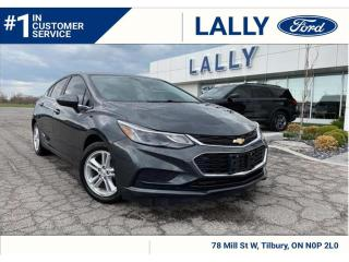 Used 2017 Chevrolet Cruze LT Auto LT, One Owner, Local Trade!! for sale in Tilbury, ON