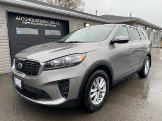 Used 2019 Kia Sorento LX - Heated Seating and Steering Wheel for sale in Kingston, ON