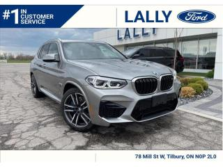 Used 2020 BMW X3 M Only 3473 kms, Mint!! for sale in Tilbury, ON