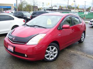 Used 2009 Toyota Prius Hybrid,Backup Camera,Certified, Gas Saver,Fogs for sale in Kitchener, ON