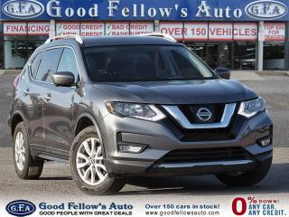 Used 2017 Nissan Rogue SV AWD, SUNROOF, 360° CAMERA, PARKING ASSIST, NAVI for sale in Toronto, ON