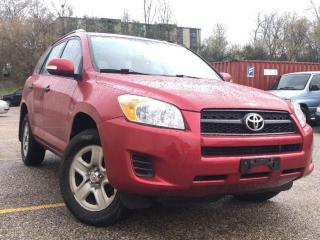 Used 2012 Toyota RAV4 4WD 4dr I4 Base for sale in Waterloo, ON