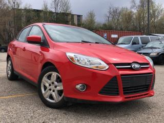 Used 2012 Ford Focus 4DR SDN SE for sale in Waterloo, ON