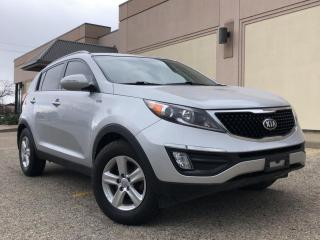 Used 2015 Kia Sportage AWD 4DR AUTO LX for sale in Waterloo, ON