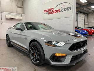 Used 2021 Ford Mustang Mach 1 Fastback 700a SportCup2  ActiveExhaust for sale in St. George, ON