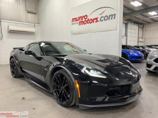 Used 2019 Chevrolet Corvette 2dr Grand Sport Cpe w-1LT NAV NPP PDR CarbonSkirts for sale in St. George, ON