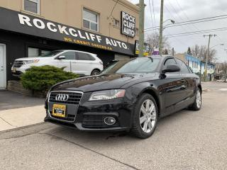 Used 2009 Audi A4 for sale in Scarborough, ON