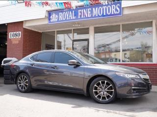 Used 2015 Acura TLX 4dr Sdn SH-AWD V6 Elite for sale in Toronto, ON