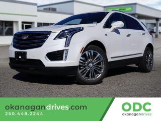 Used 2017 Cadillac XT5 Premium Luxury AWD for sale in Kelowna, BC