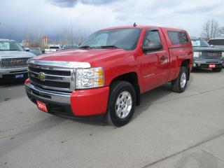 Used 2011 Chevrolet Silverado 1500 LT  REG CAB SHORTBOX  2 WHEEL for sale in Hamilton, ON