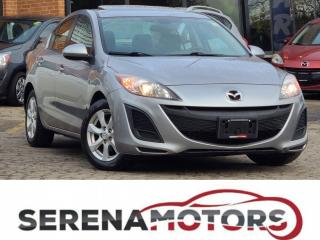 Used 2011 Mazda MAZDA3 GS | AUTO | SUNROOF | BLUETOOTH | NO ACCIDENTS for sale in Mississauga, ON
