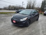 Photo of Black 2012 Hyundai Accent