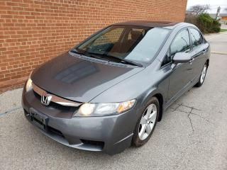 Used 2009 Honda Civic 1 OWNER, NO ACCIDENT, SUNROOF, SPORT for sale in Oakville, ON