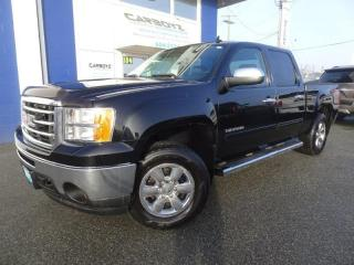 Used 2013 GMC Sierra 1500 SLT Z71 4x4, Leather, Sunroof, One Owner, BC Truck for sale in Langley, BC