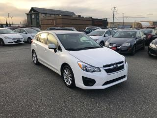 Used 2013 Subaru Impreza 2.0i w/Touring Pkg for sale in Langley, BC