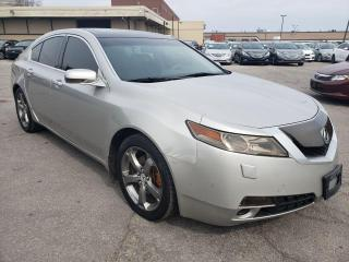 Used 2011 Acura TL w/Tech Pkg for sale in North York, ON