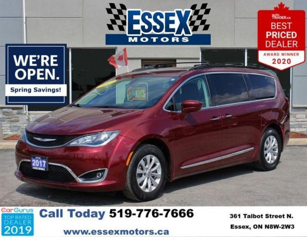 2017 Chrysler Pacifica Touring-L*Low K's*Bluetooth*Power Doors