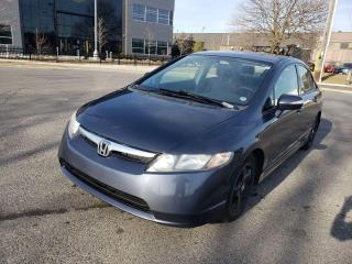Used 2008 Honda Civic for sale in North York, ON
