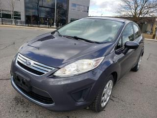 Used 2012 Ford Fiesta SE for sale in North York, ON