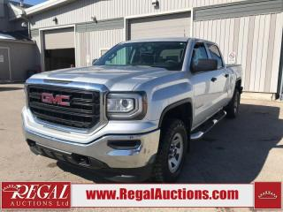 Used 2018 GMC Sierra 1500 Base Crew CAB SWB 4WD 5.3L for sale in Calgary, AB