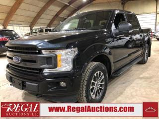 Used 2019 Ford F-150 XLT Supercrew 4WD 2.7L for sale in Calgary, AB