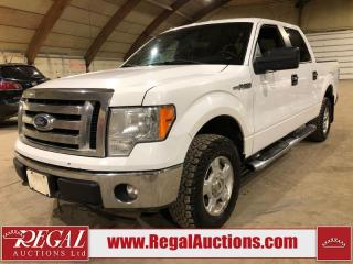Used 2011 Ford F-150 XLT SUPERCREW 4WD 5.0L for sale in Calgary, AB