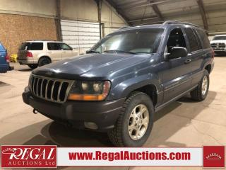 Used 2001 Jeep Grand Cherokee Laredo 4D Utility 4WD for sale in Calgary, AB