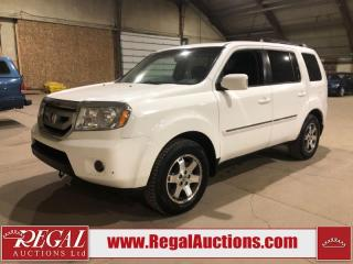 Used 2010 Honda Pilot Touring 4D Utility 4WD for sale in Calgary, AB