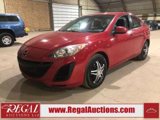 Used 2011 Mazda MAZDA3 GX 4D Sedan AT for sale in Calgary, AB