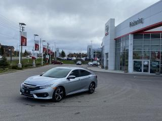 Used 2018 Honda Civic Sedan Touring CVT for sale in Pickering, ON