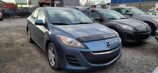 Used 2010 Mazda MAZDA3 Sport FULL EQUIP GARANTIE 1 ANS for sale in Pointe-aux-Trembles, QC