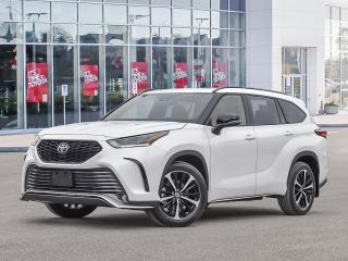 New 2021 Toyota Highlander XSE AWD for sale in Pickering, ON