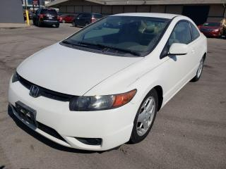 Used 2007 Honda Civic LX for sale in North York, ON