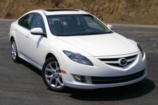Used 2010 Mazda MAZDA6 GT,LEATHER,BLINDSPOT MONITOR,TOP OF LINE,CERTIFIED for sale in Mississauga, ON